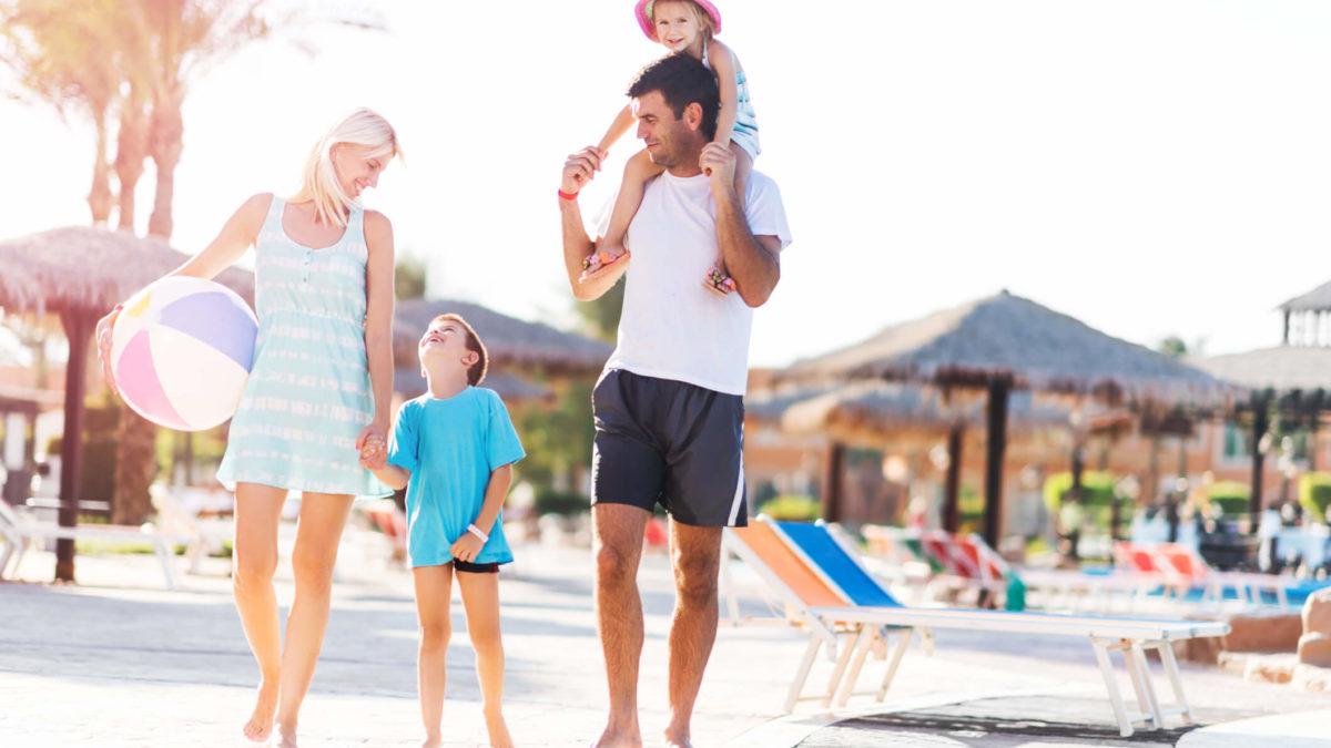 Melhores destinos para viajar nas férias em família