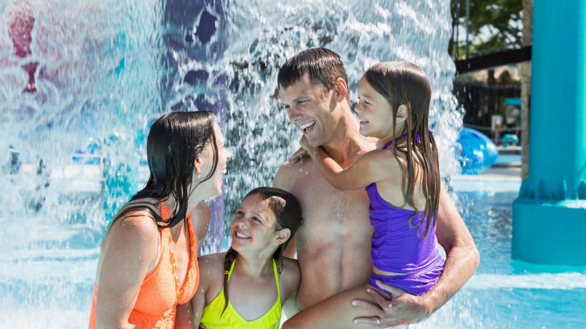 Parque aquático – Como aproveitar ao máximo!
