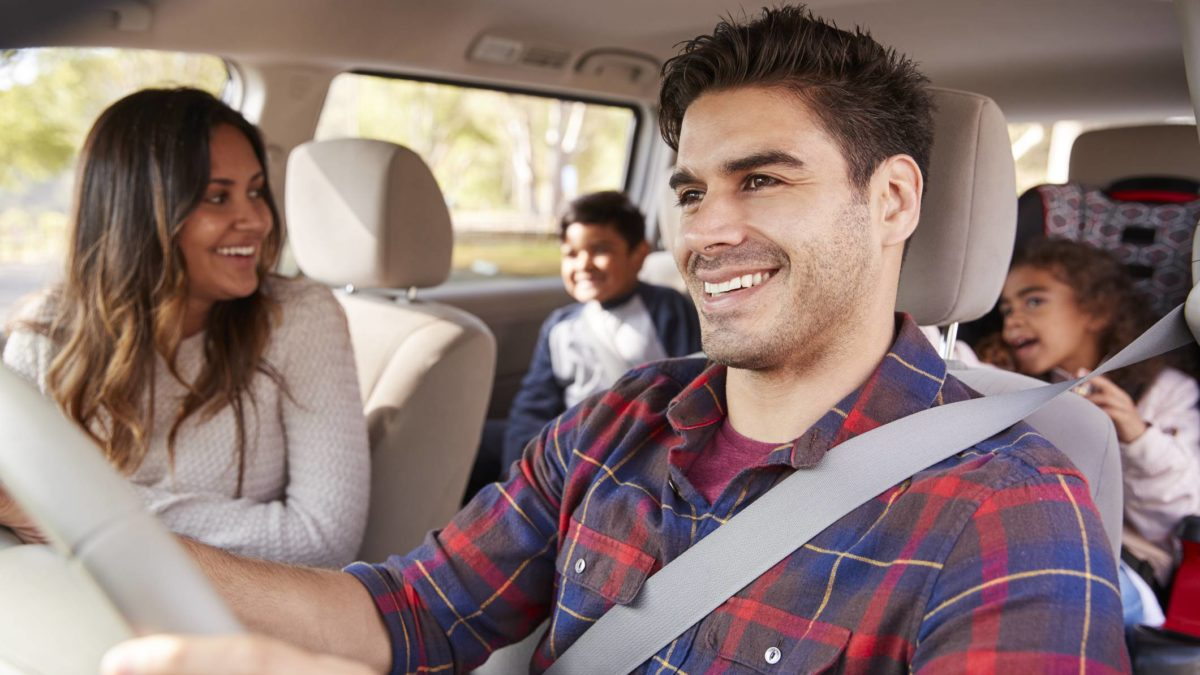 Como viajar com crianças de carro e sem surpresas