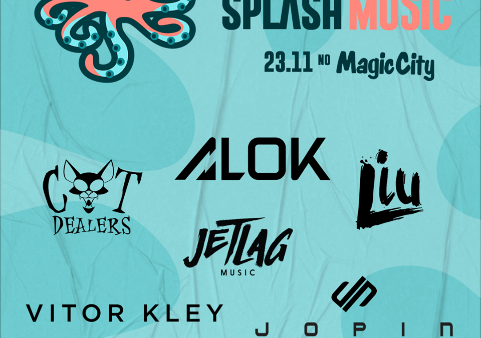 Splash Music no Magic City!