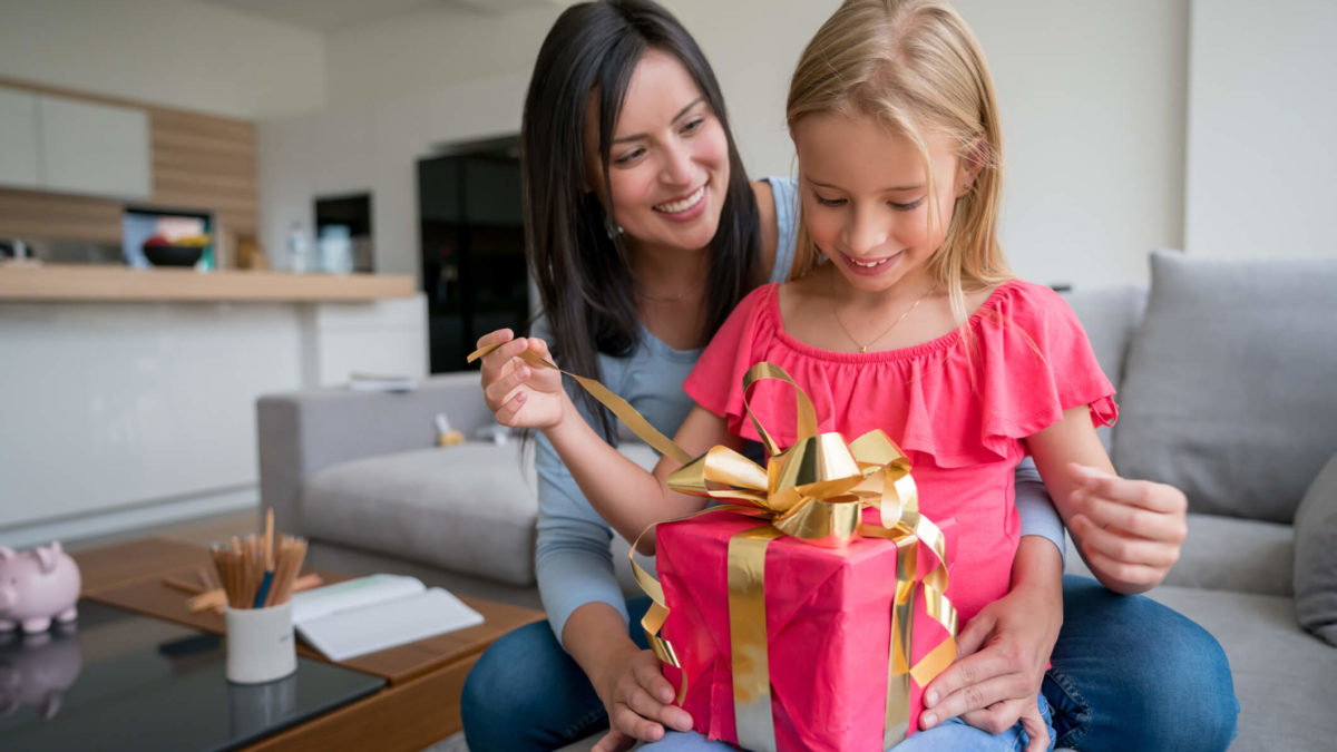 Ótimas ideias de presente para o dia das crianças