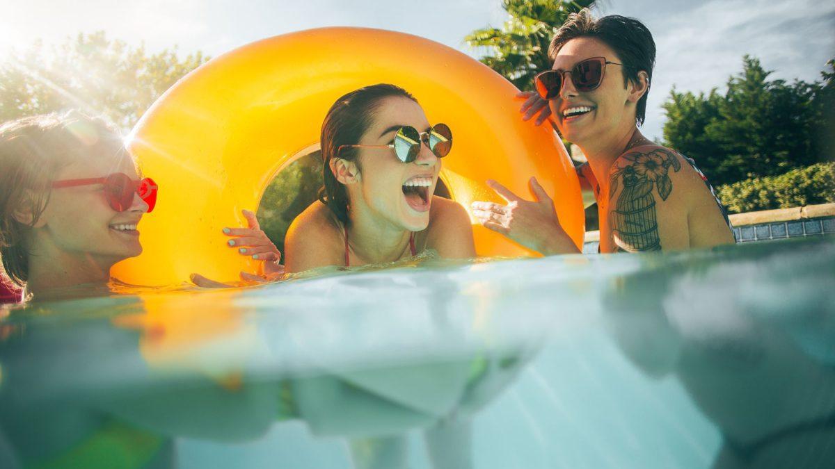 Saiba por que escolher um parque aquático com hospedagem!