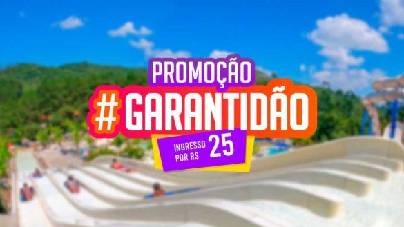 Na promoção #Garantidão, você garante o seu ingresso por R$ 25 e pode escolher qualquer dia pra visitar o Magic City, até 19/12/2020.