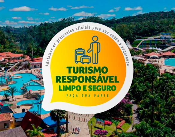 Magic City recebe Selo Turismo Responsável - Limpo e Seguro
