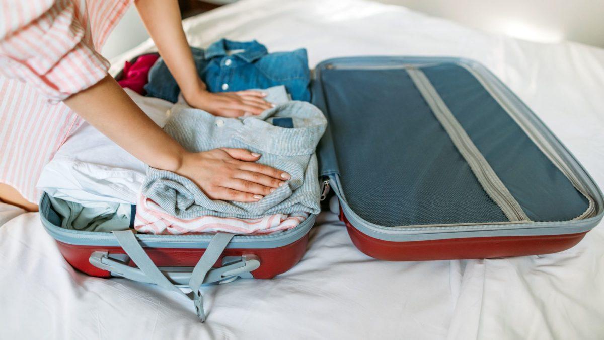 Arrumando as malas: confira 4 dicas para facilitar a sua vida