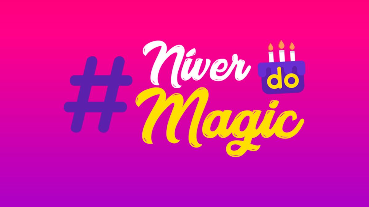 Aniversário do Magic City!