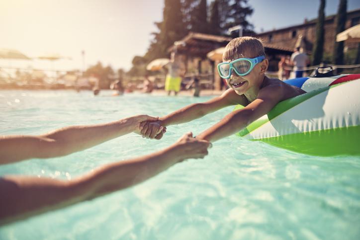Como escolher o local ideal para se hospedar ao viajar com crianças