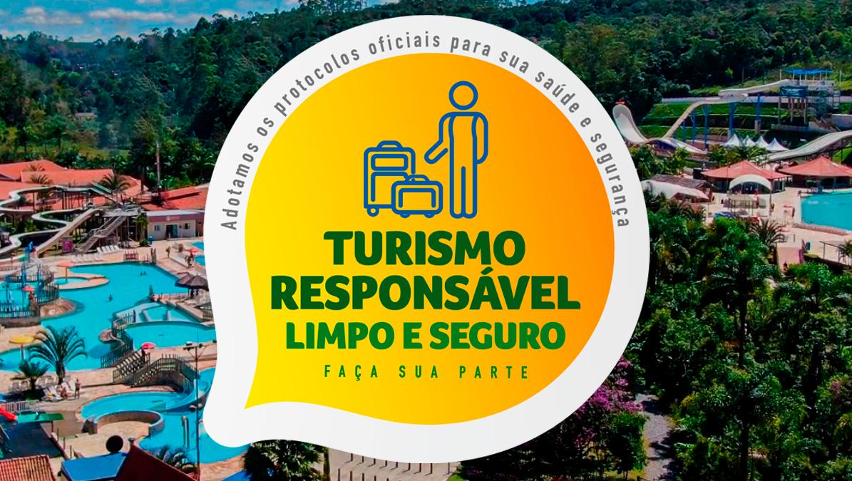 Magic City recebe selo Turismo Responsável – Limpo e Seguro