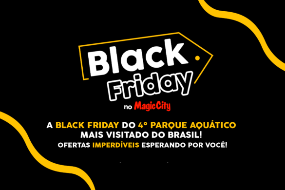 A Black Friday do 4º parque aquático mais visitado do Brasil